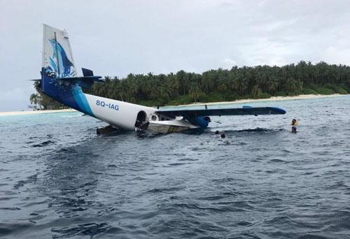 Mơ thấy máy bay rơi